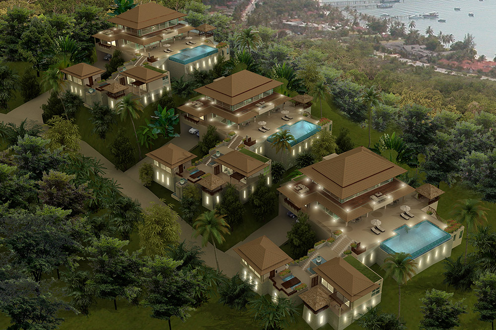 Hill Top Residences