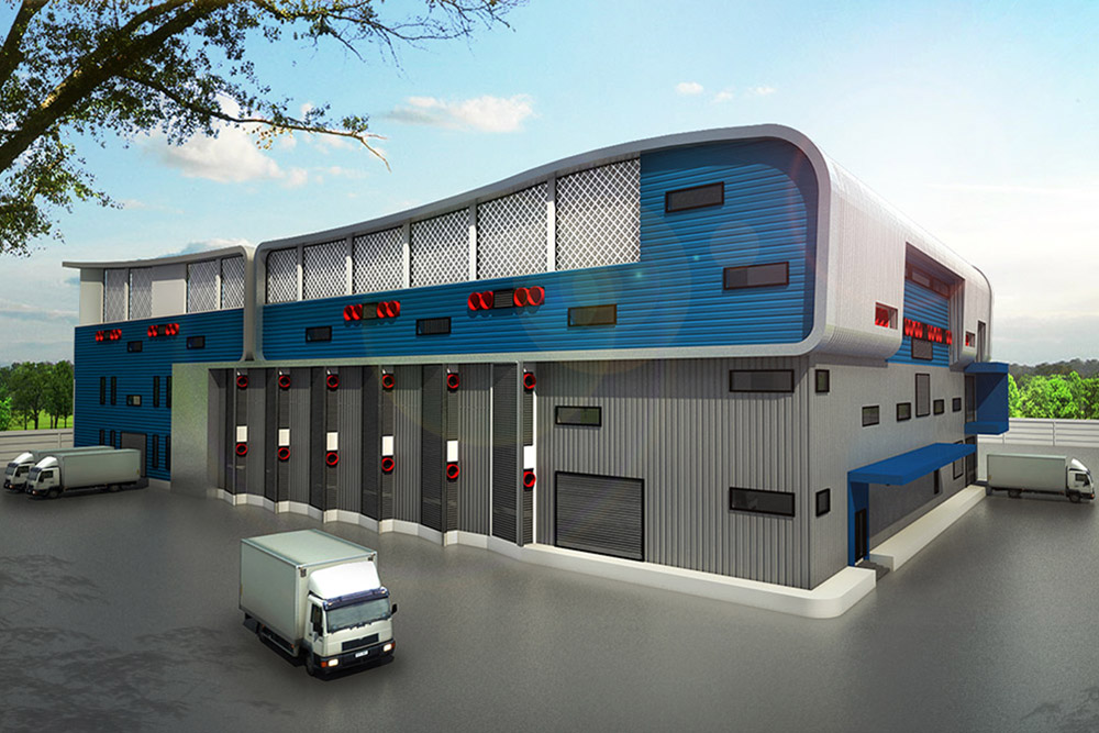Rungsilp Printing Factory and Office